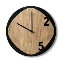-Clock25 Wooden wall clock-21