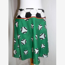 -Football skirt green-white-black-21