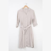 -LINEN DRESS AMALFI NATURE-21