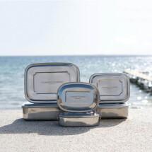 -Lunch box stainless steel Yummi Yummi-21