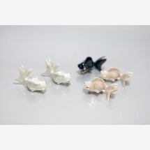 -Porcelain Brooch Fish Minka-21