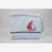 -Toiletry bag light blue sailboat-20