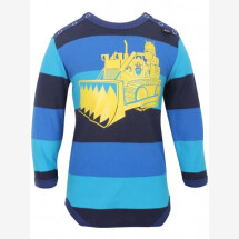 -Danefae blue stripe body with cool yellow bulldozer-21