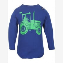 -Danefae Blue Body with Green Tractor-21