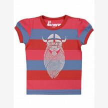 -Danefae Icy Hot Freja Striped T-Shirt-21
