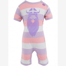 -Danefae Pink Striped Scrambler Suit with Freja-21