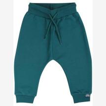 -Danefae Dark Duck Comfortable sweat baggy pants-21
