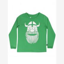 -Danefae Fresh Green Basic Shirt with Wiking Erik-21
