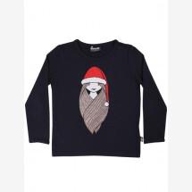 -Danefae Navy Basic Shirt with Gnome Freja-21