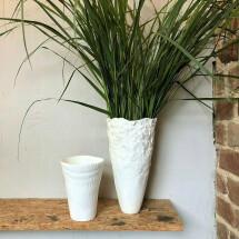 -Decorative porcelain vase-21