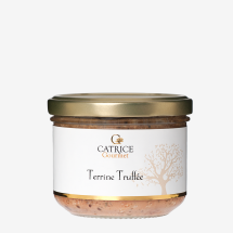 -Fine meat pie with black truffles from Provence 200g-21