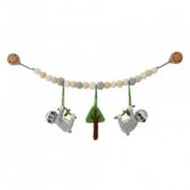 -Baby carriage chain sloth gray-21