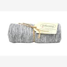 -SOLWANG TOWEL WHITE / GRAY MIX-21