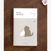 -Friends Small Pocket Notebook-21