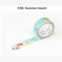 -Summer beach season masking tape-21