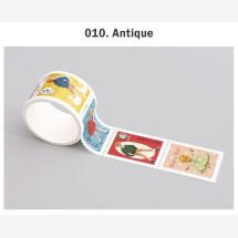 -Antique stamp masking tape-21