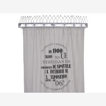-Chic antique curtain white sand-21