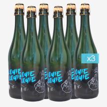 -Louie Louie Winzersekt 18 bottles box-21