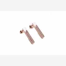 -BeWooden Lumen Earrings Rectangle-21