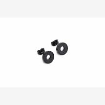 -BeWooden Nox earrings circle-21