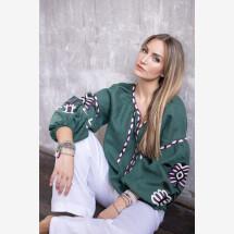 -Linen blouse Isabella-21