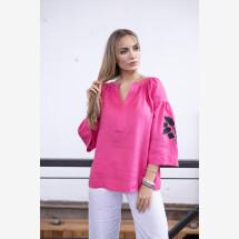-Linen blouse Vera-21