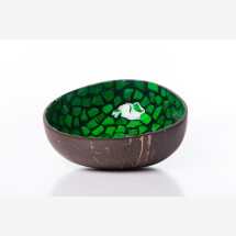 -Coconut shell mother-of-pearl green-2