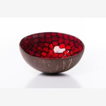 -Coconut shell mother-of-pearl red-2