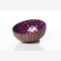 -Coconut shell mother-of-pearl purple-2