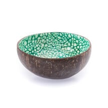 -Coconut shell in mosaic green-2