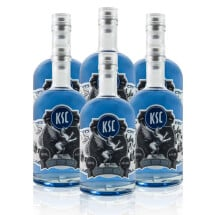 -Set of 6 KSC Dry Gin Handcrafted Bottle 500ml-21
