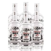 -Set of 6 Butchers Breaks 25 Gin Handcrafted Bottle 500ml-21