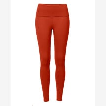 -Terracotta ankle leggings with cuff-21