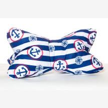 -Reading Bone Neck Pillow Maritime Anchor Christmas Gift Handmade New-21
