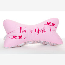 -Personalized Birth Gift Reading Bone Name Pillow Baby Its a Girl-21