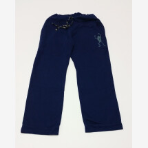 -French Terry Pants Royal Frog by Ku Ambiance-21
