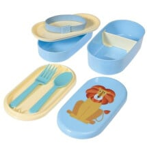 -LUNCH BOX BENTO-BOX LION REX lunch box-22