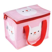 -INSULATED SNACK BAG COOKIE THE CAT-21