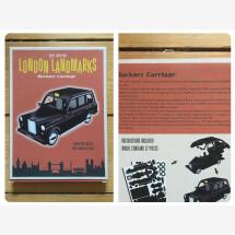-3D Puzzle Classic London Cab-21