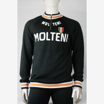 -MOLTENI vintage style wool cycling top-21