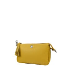 -Mini Crossbody Yellow bag-22