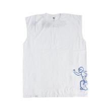 -Sleeveless shirt Dancing Buddha by Ku Ambiance-21