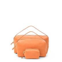-UASHMAMA origami case peach-21