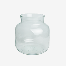 -URBAN NATURE CULTURE vase made from recycled glass-21