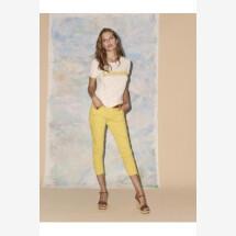 -Sumner Color Pant 7/8 lime-21