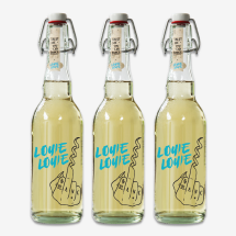 -Louie Louie organic white wine cuvée dry box of 3-21