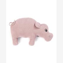 -Pillow Hippopotamus by Smallstuff-21