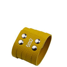 -Handmade leather Cuff-21