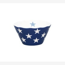 -DARK BLUE MICRO HAPPY BOWL WITH STARS Krasilnikoff-2
