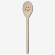-Wooden spoon with tongue out-21